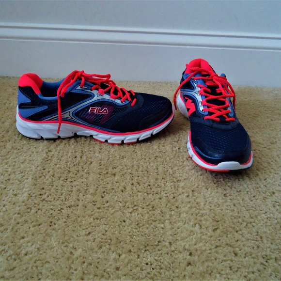 FILA Cool Max Stir Up Running Shoes Sneakers 11